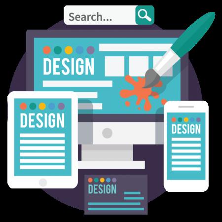 Web design - Inbound